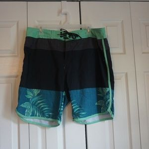 Men's Ocean Current Swim Shorts